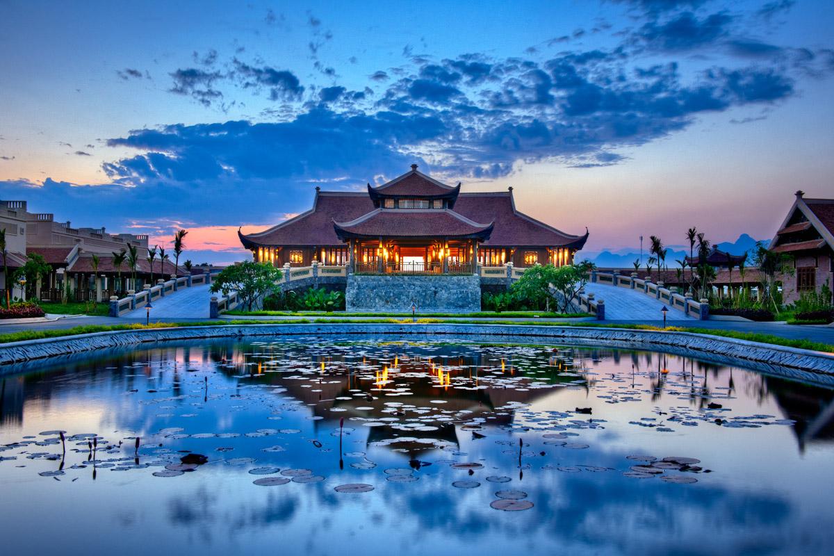 Hình ảnh quê hương Ninh Bình lung linh nhất