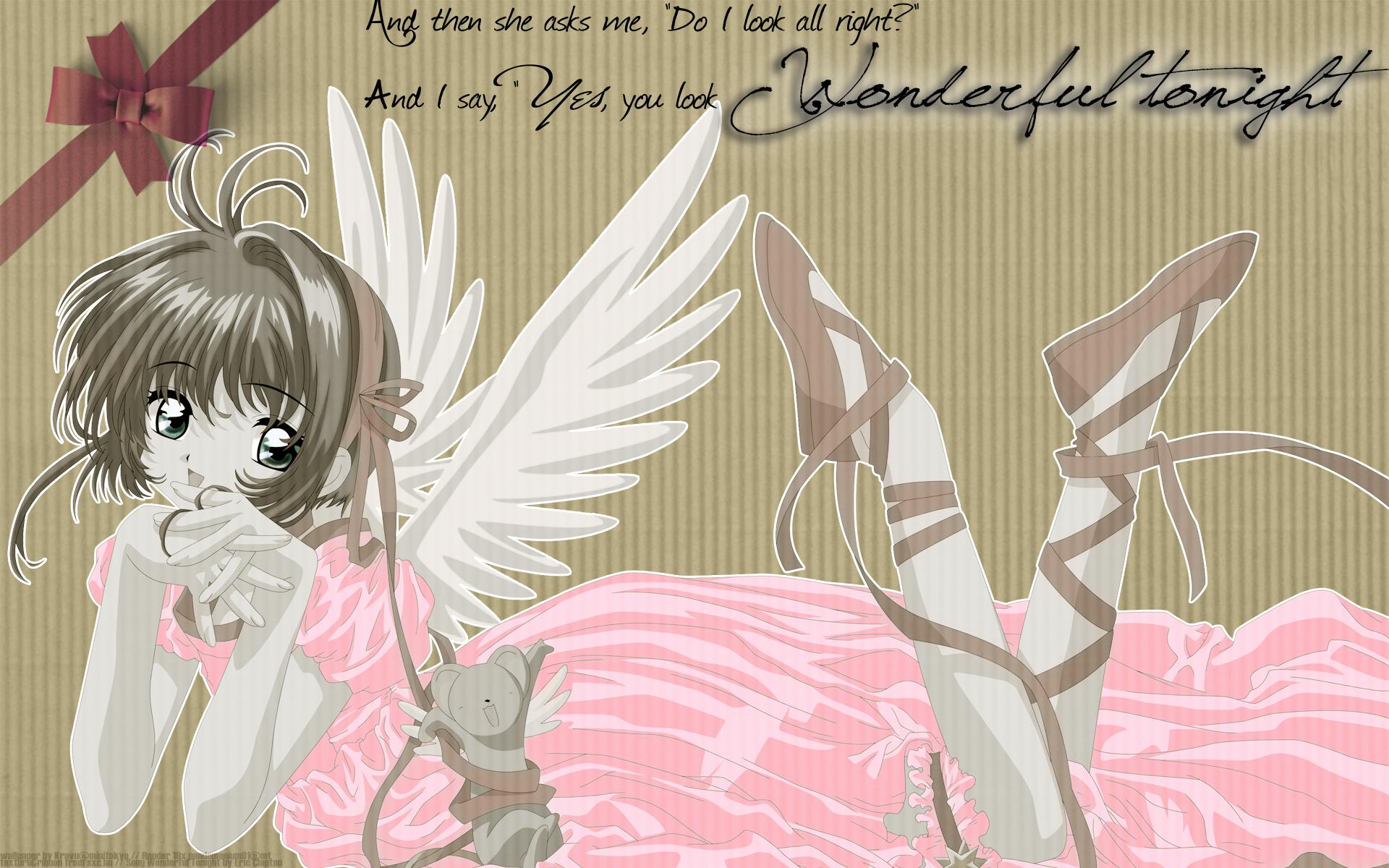 Hình ảnh Sakura và Kinomoto ấn tượng nhất