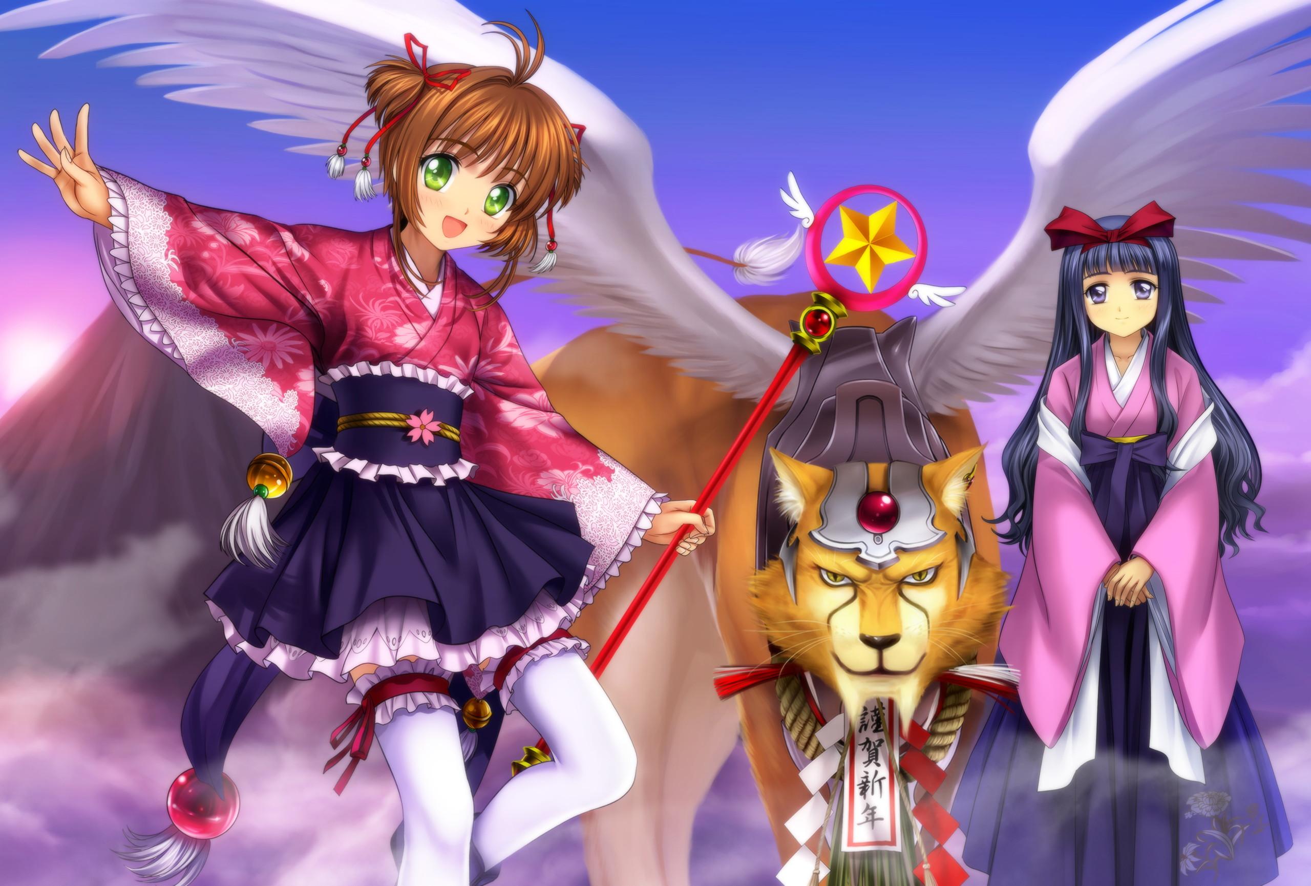 Hình ảnh Sakura và Kinomoto dễ thương nhất