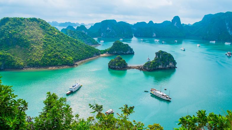 Hình ảnh sông nước của quê hương Việt nam đẹp nhất