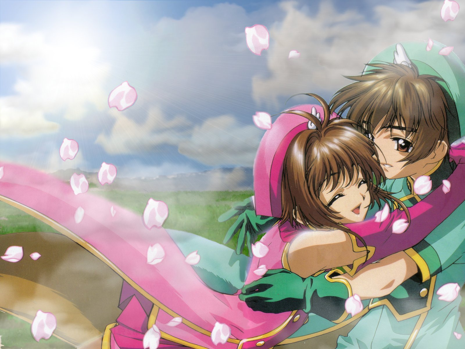 Hình ảnh tình yêu Sakura đẹp nhất