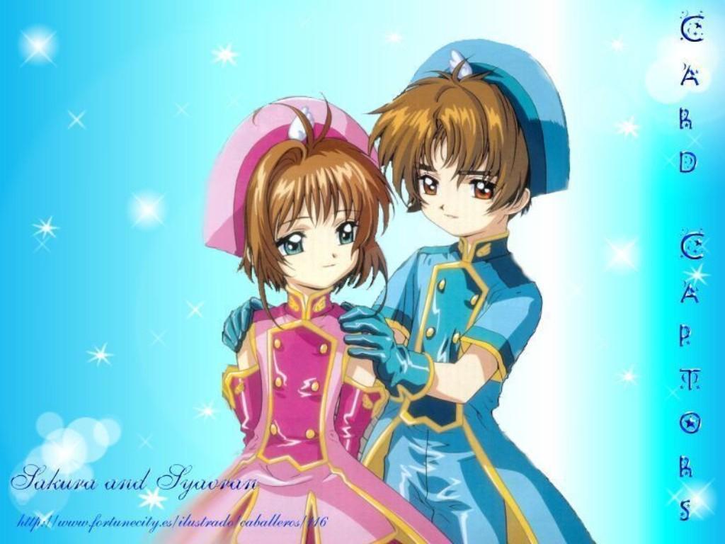 Hình ảnh tình yêu sakura và syaoran