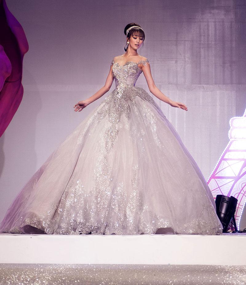 Hình ảnh váy công chúa đẹp