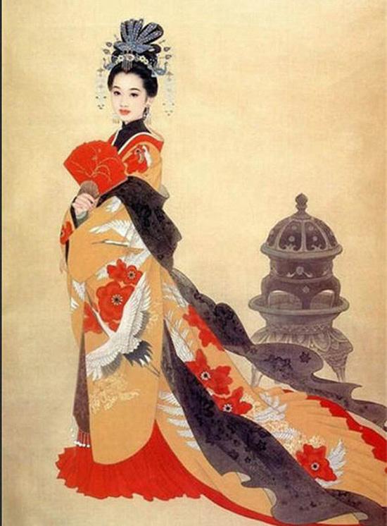 Hình ảnh vẽ công chúa