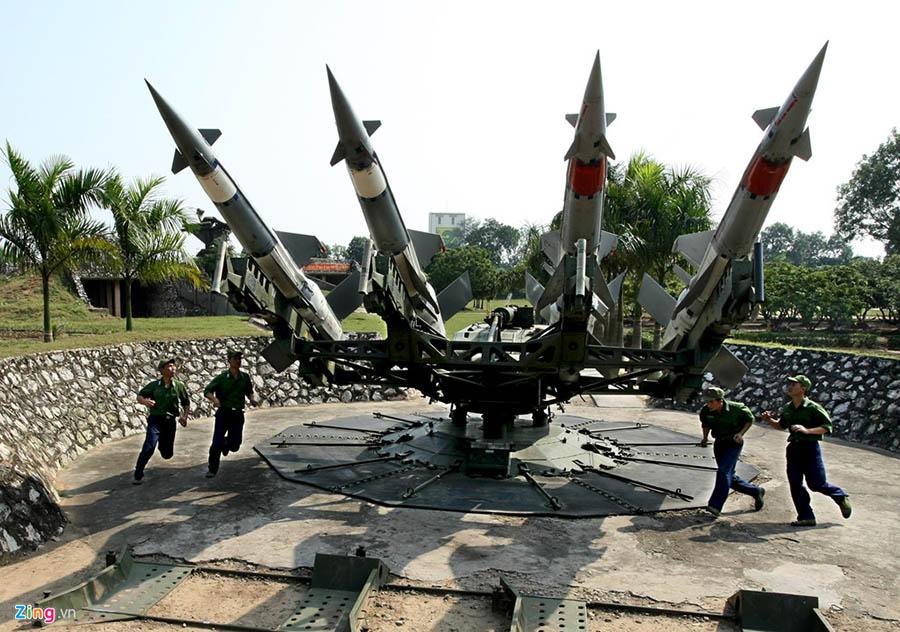 Khí tài quân sự đặc biệt của quân đội Việt Nam