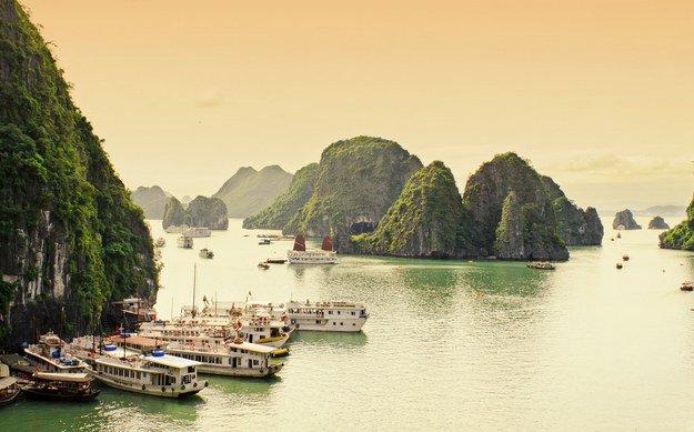Khu du lịch cả quê hương Việt nam