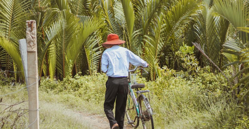 Làng quê Việt Nam yên bình và đẹp nhất