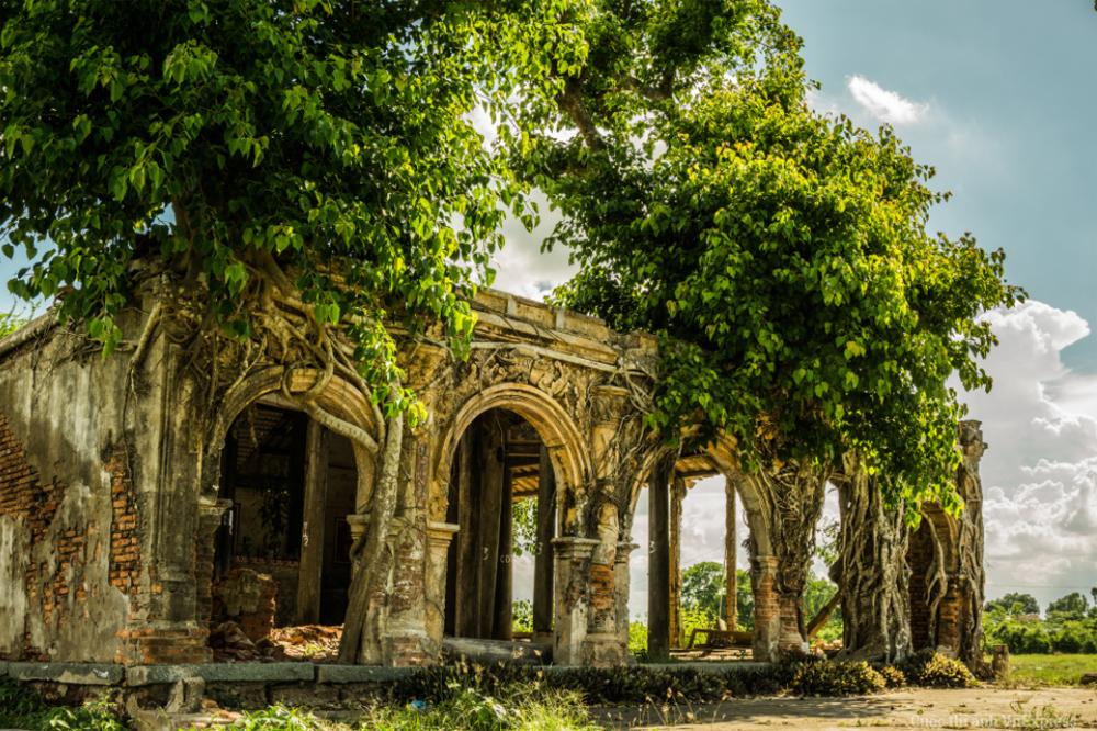 Ngôi chùa cũ của quê hương Việt Nam đẹp nhất