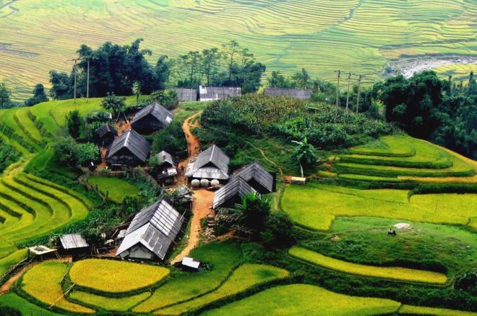 Sapa hình ảnh tuyệt đẹp của quê hương Việt Nam