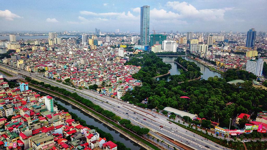 Sự phát triển của quê hương Việt Nam