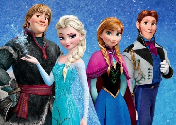 Tổng hợp những nhân vật trong phim nữ hoàng băng giá