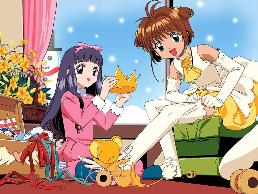 Truyện tranh Sakura vương miện dễ thương
