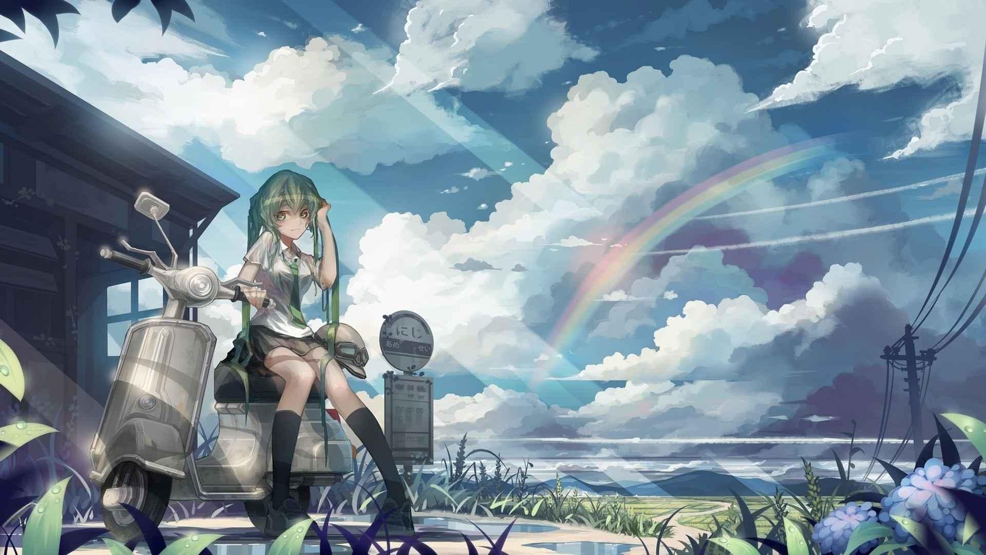 Anime wallpaper cool