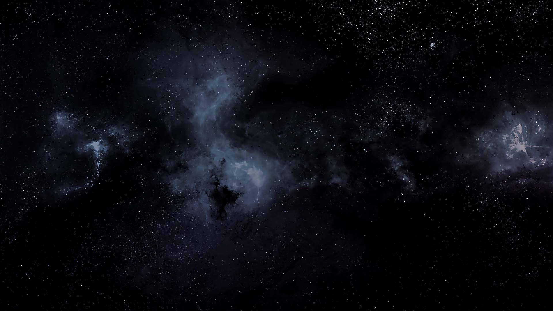Black galaxy wallpaper