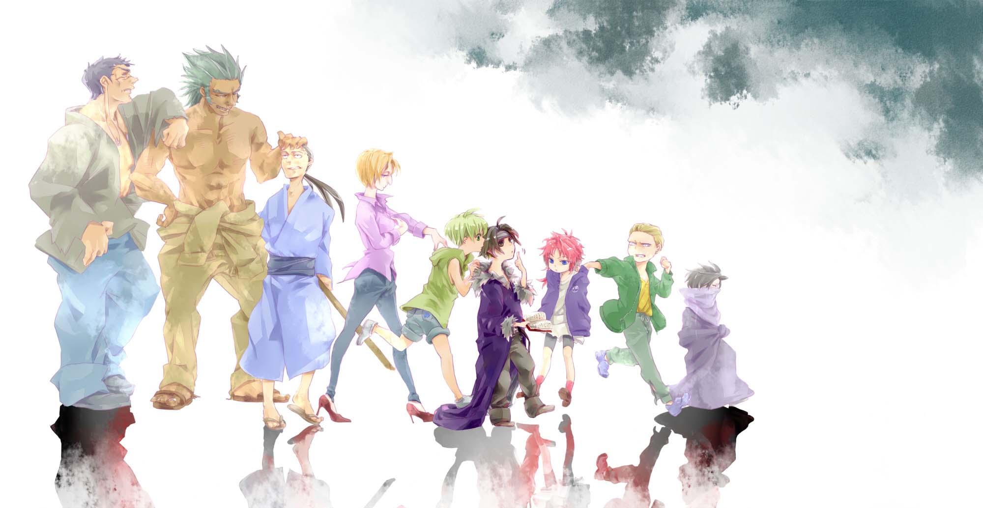 Fun anime wallpaper