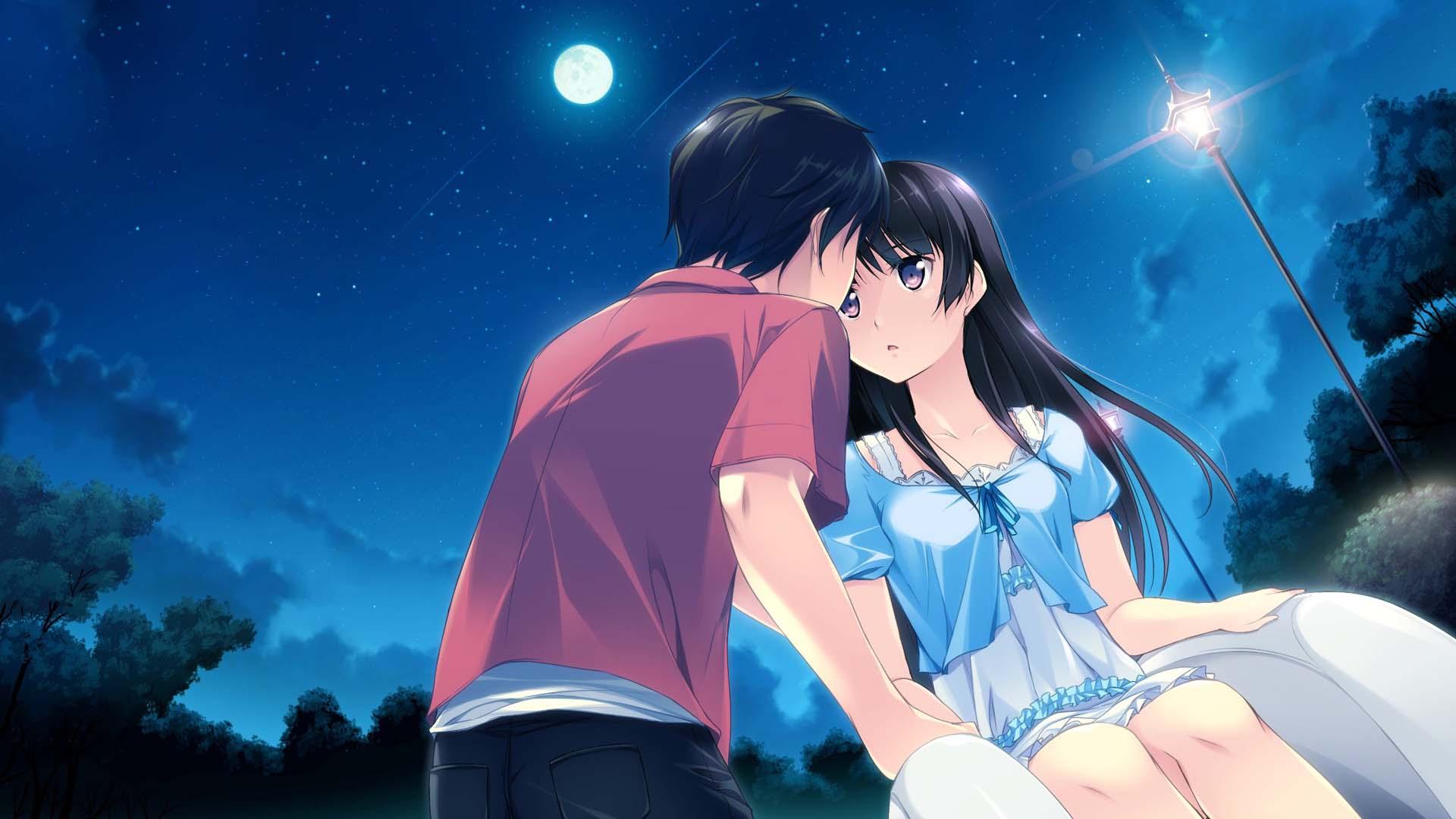 Love anime wallpaper