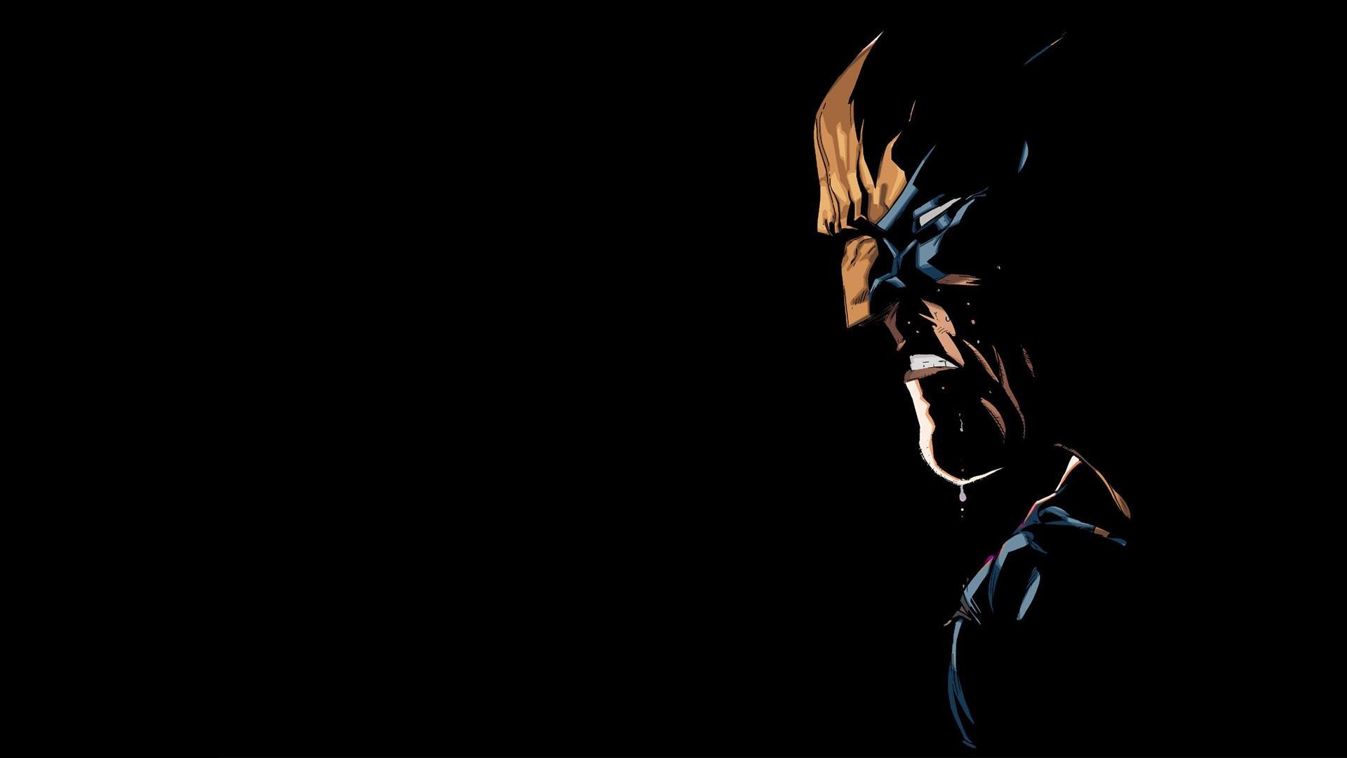 Wolverine black wallpaper
