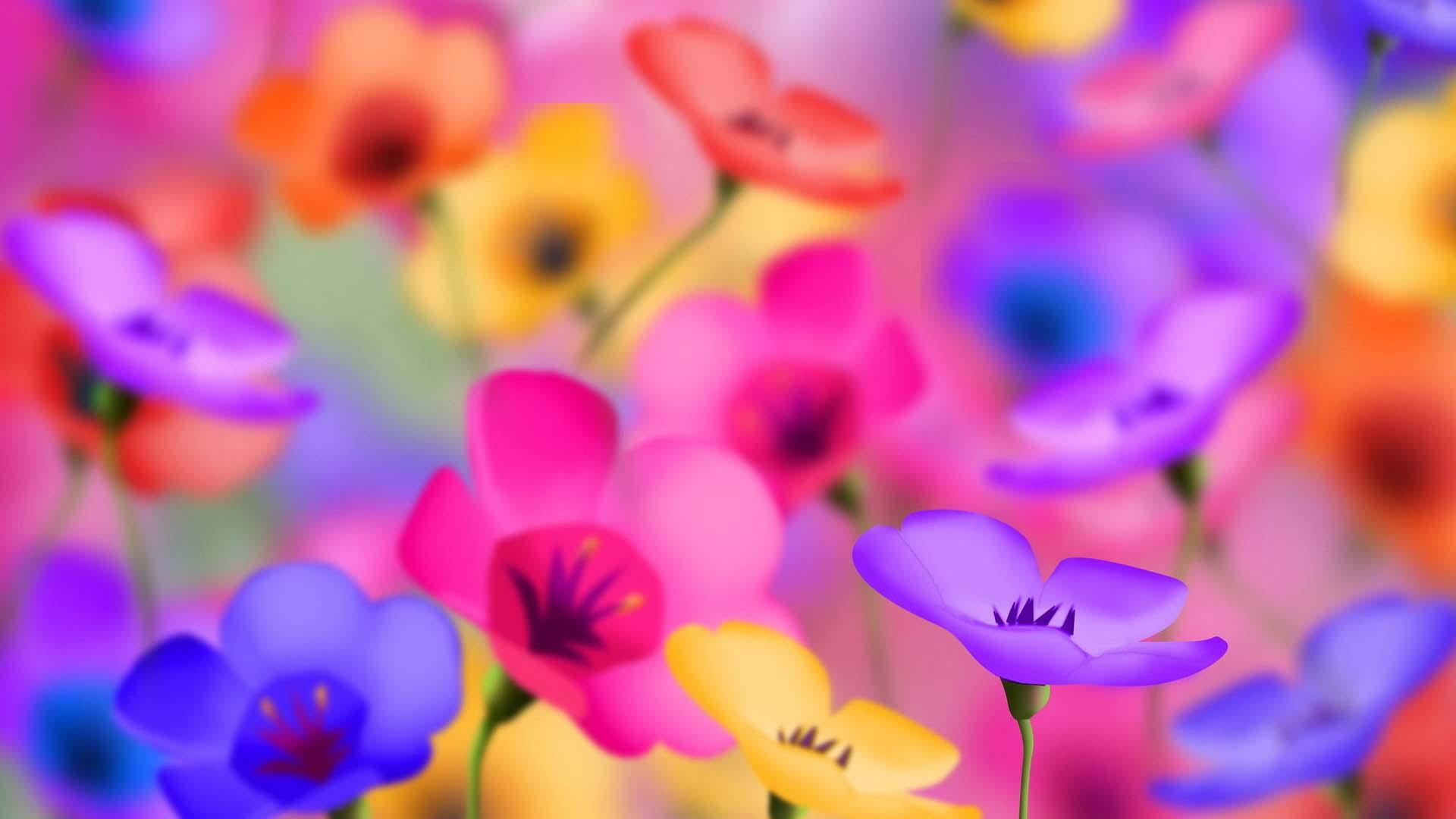 Beautiful wallpaper flower