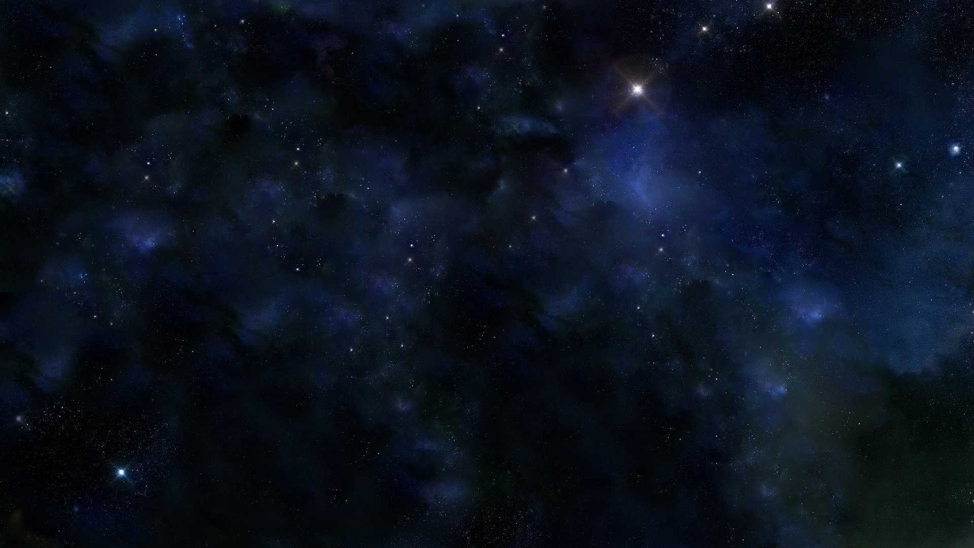 Dark galaxy wallpaper full hd