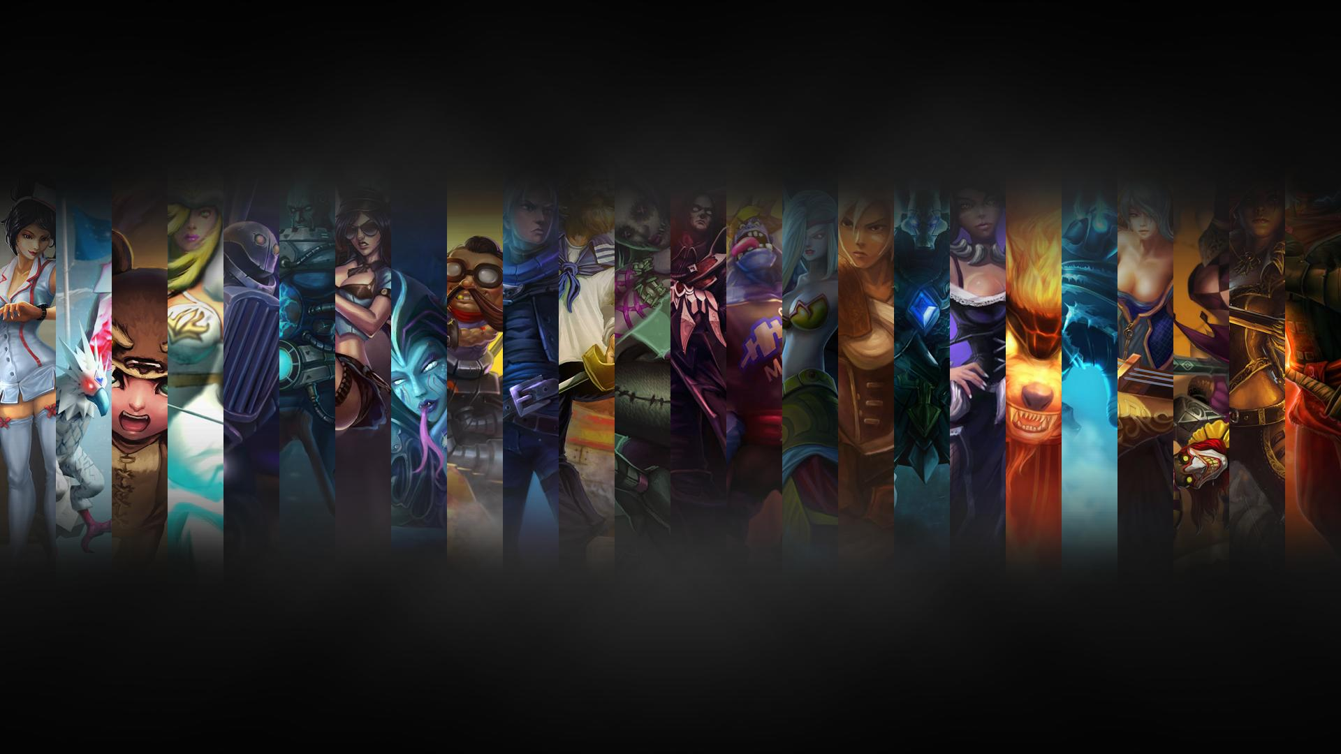 Champion Lol wallpaper