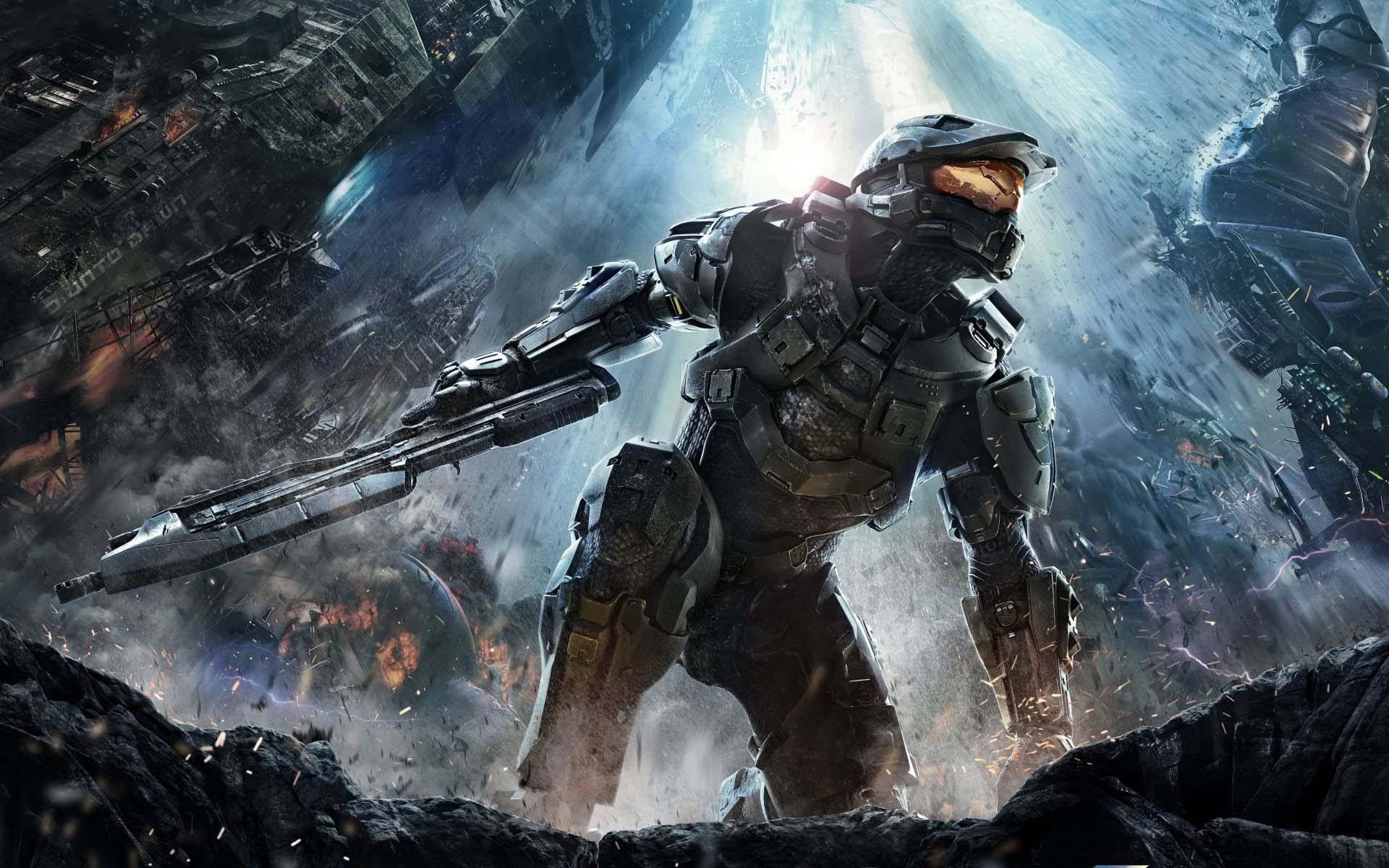 Halo game wallpaper