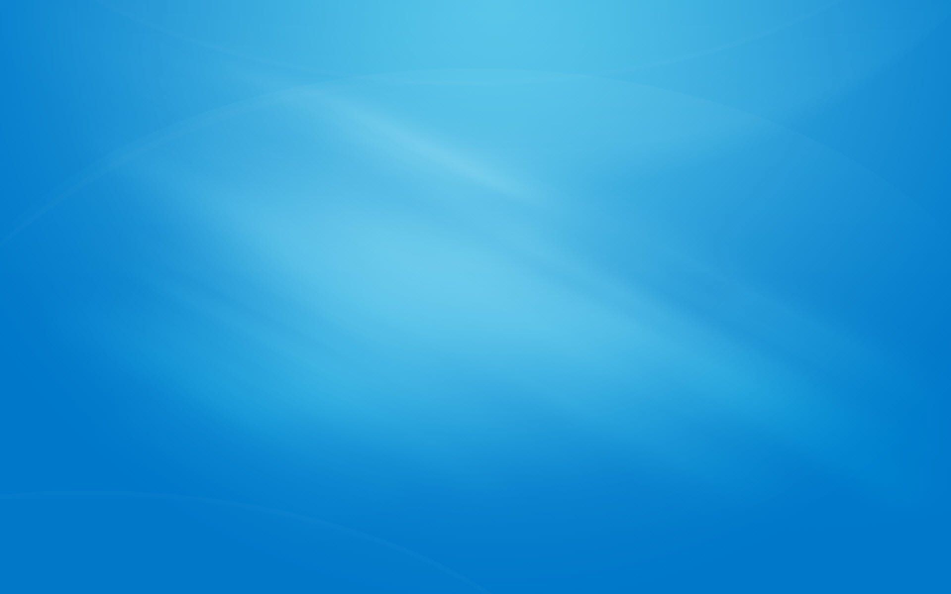 Simple blue wallpaper