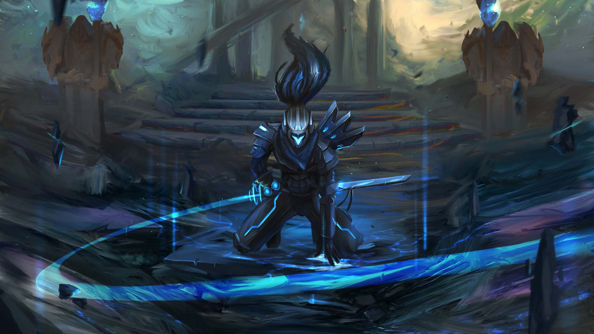 Yasuo Lol wallpaper