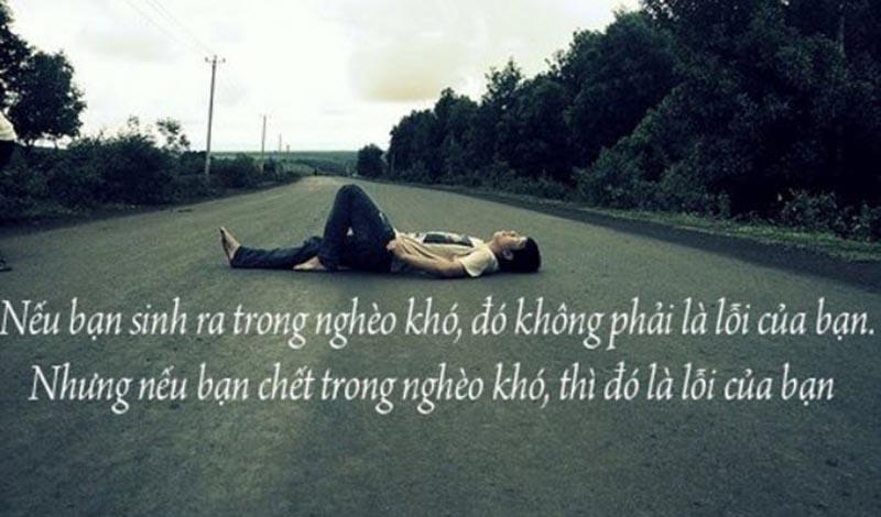 Hình ảnh buồn về cuộc sống với những câu nói hay và ý nghĩa