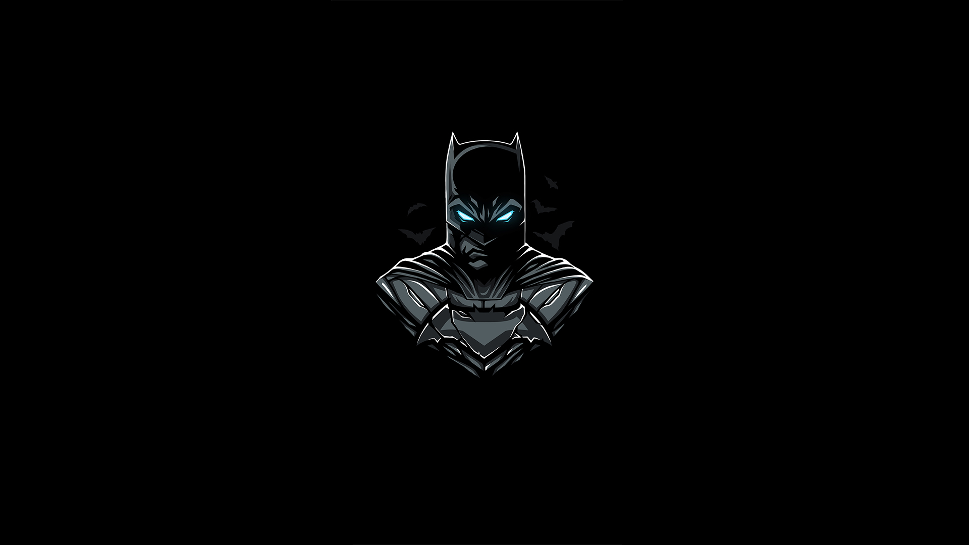 Batman dark wallpaper