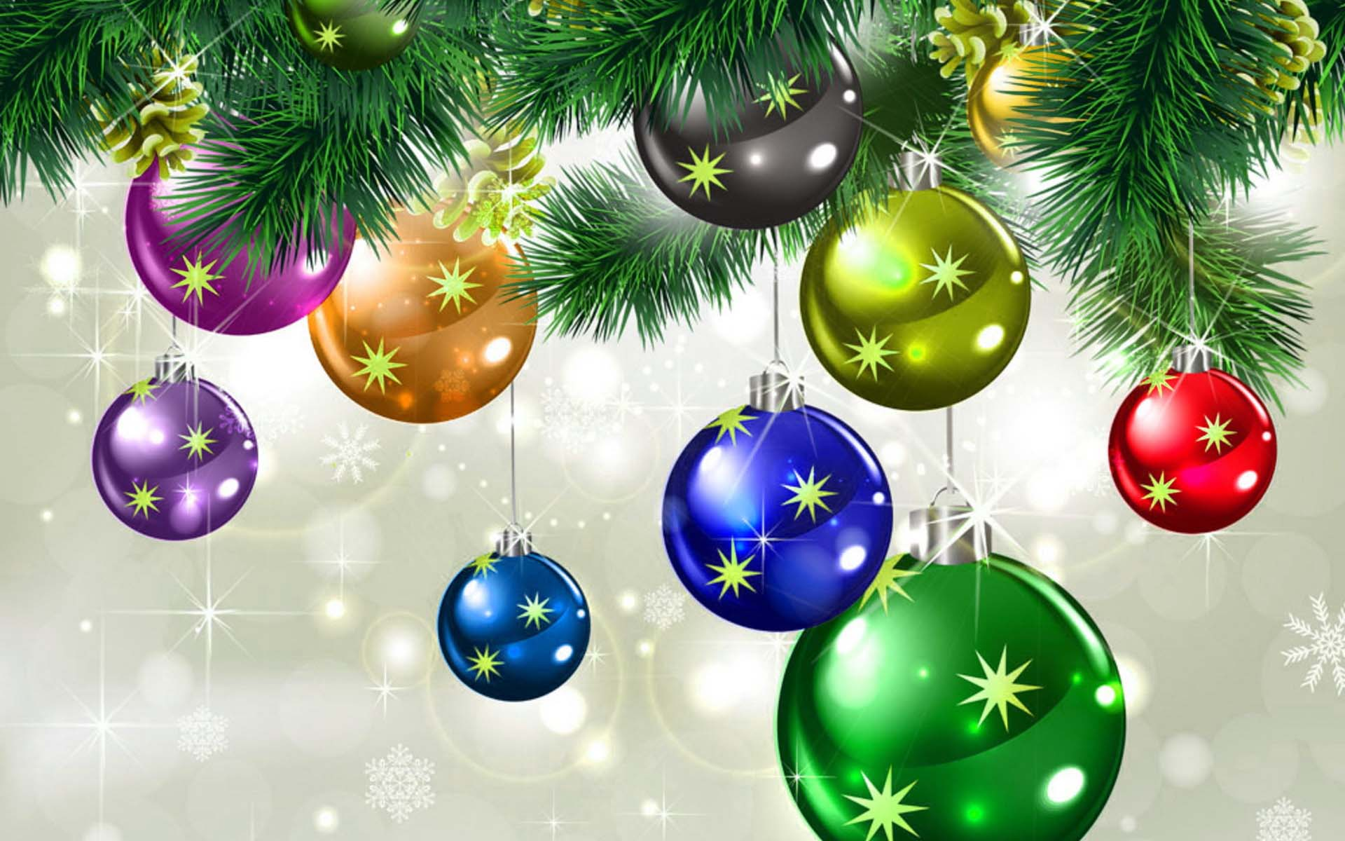 Christmas wallpaper 3d