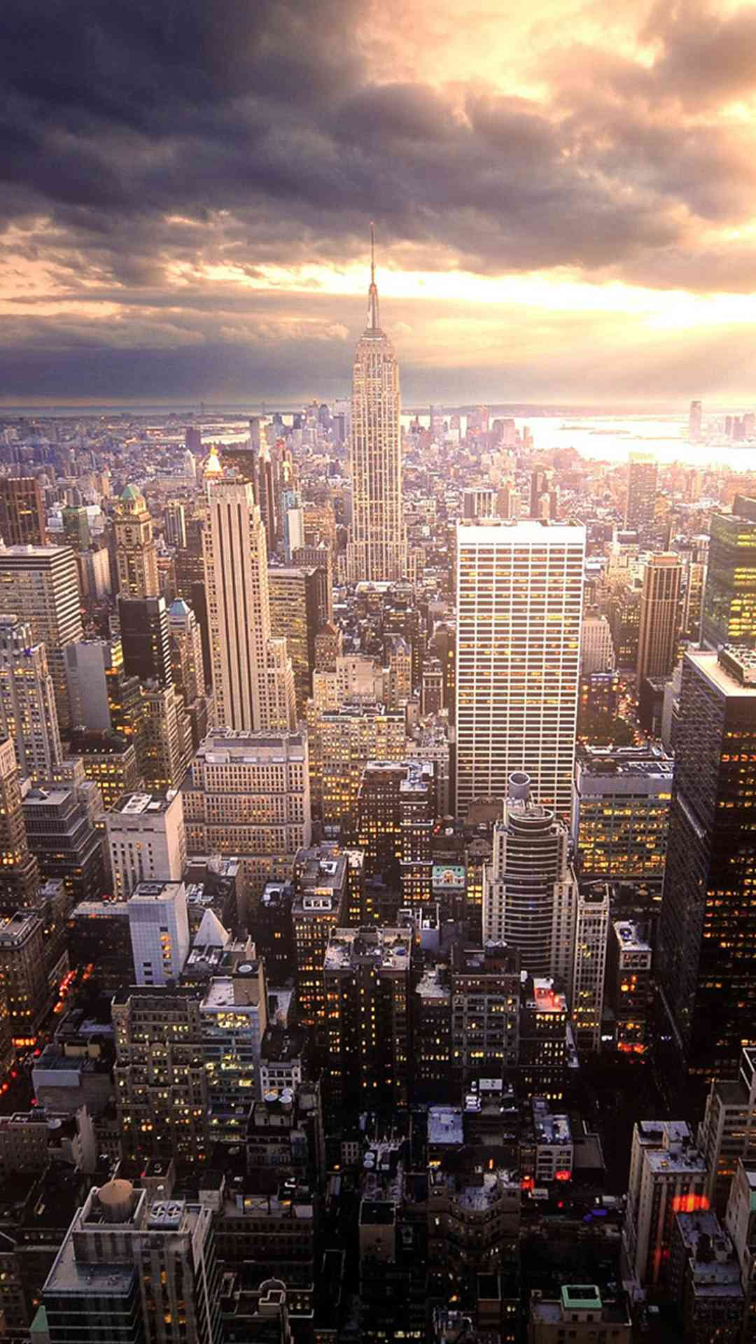 City wallpaper mobile 1080x1920