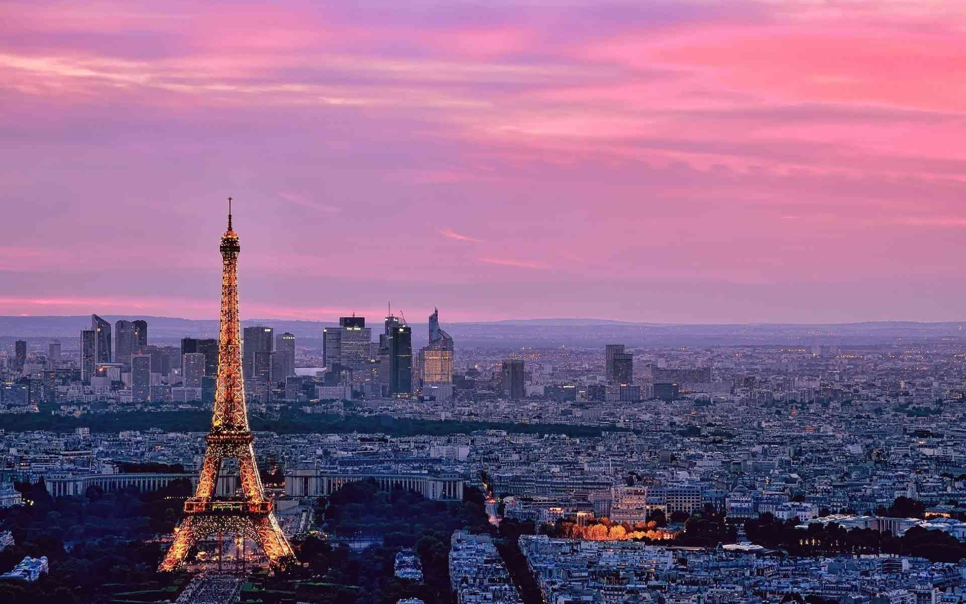 Paris city wallpaper