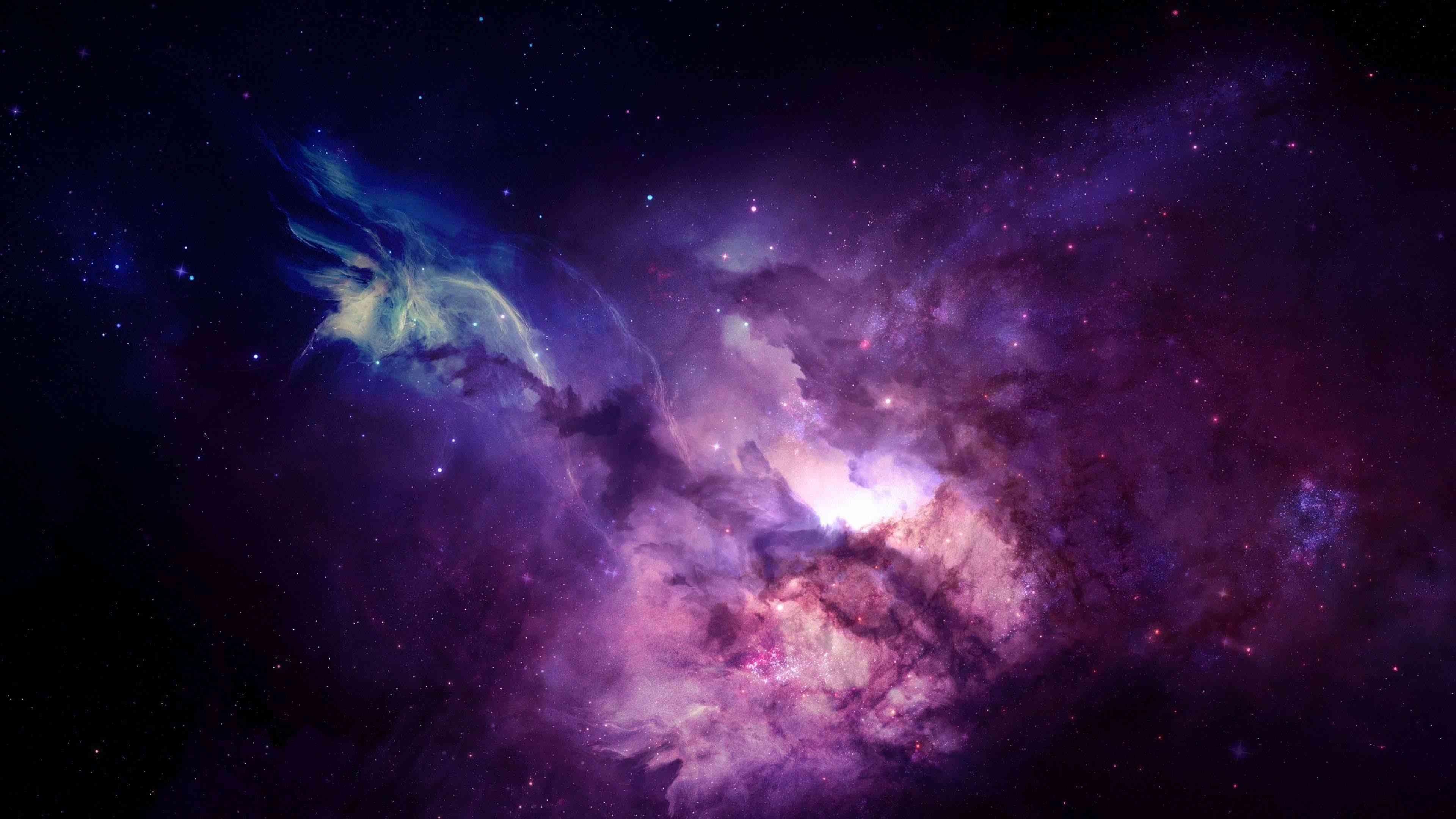 4k space wallpaper