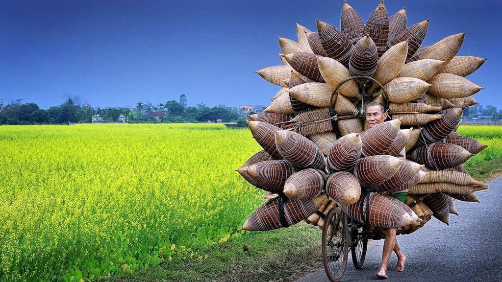Ảnh đẹp cuộc sống người dân Việt Nam