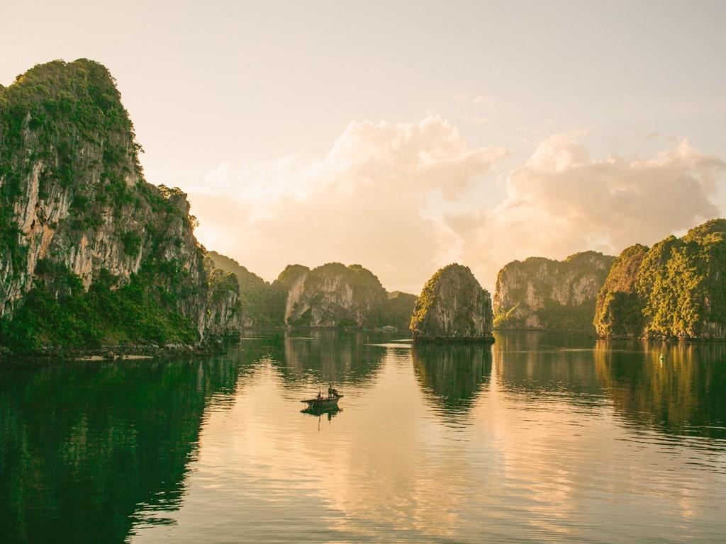 Ảnh đẹp đảo vịnh Việt Nam
