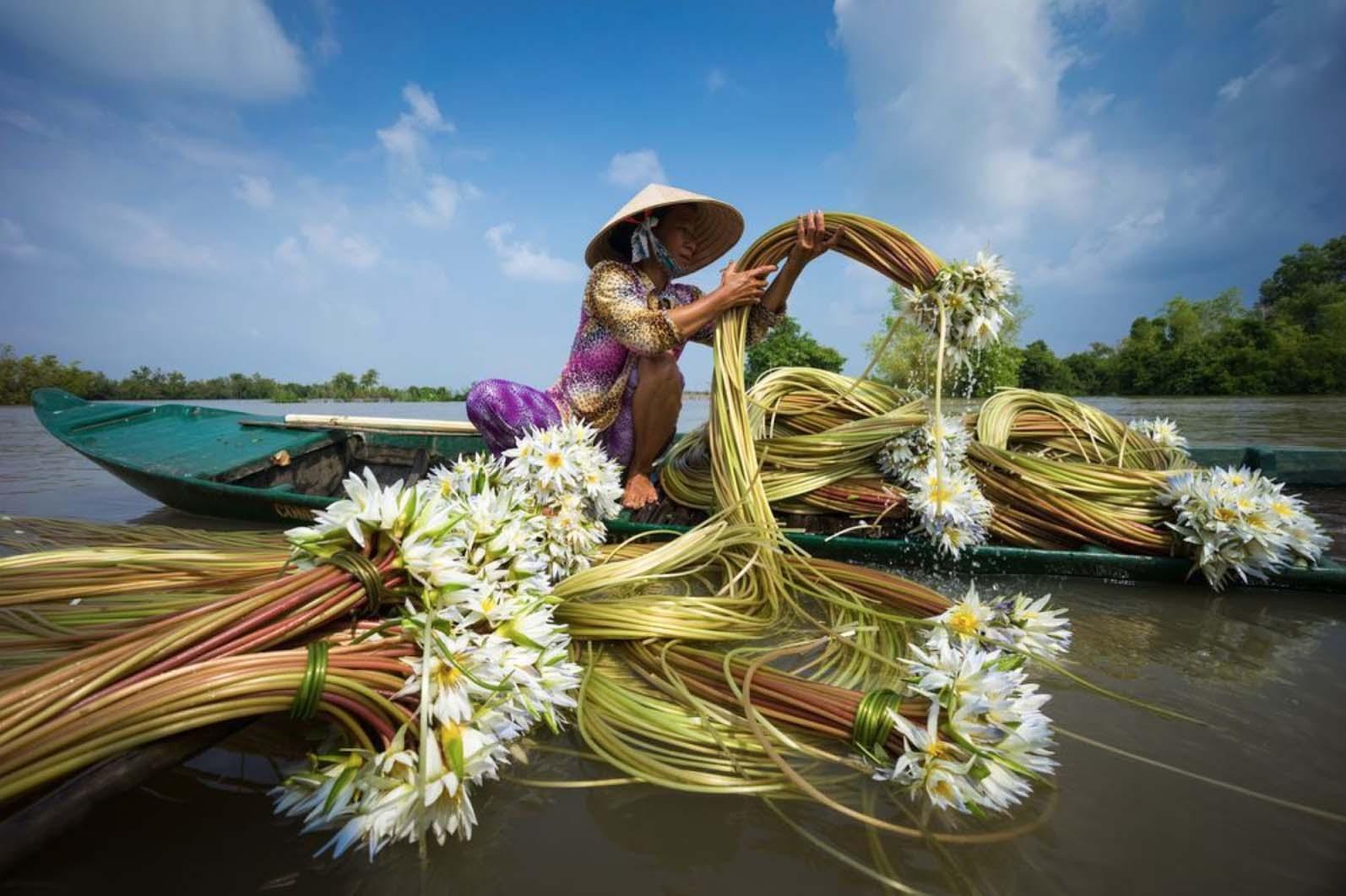 Ảnh đẹp về con người Việt Nam