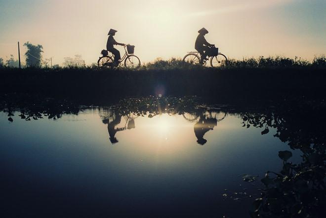 Ảnh đẹp về làng quê Việt Nam