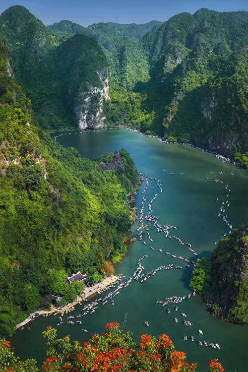 Ảnh nền cảnh đẹp Việt Nam cho di động