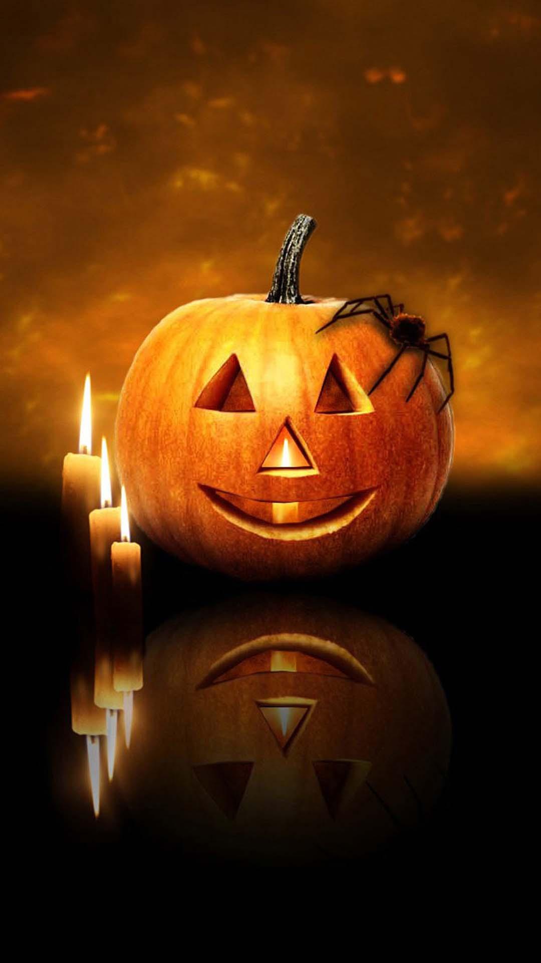Ảnh nền Halloween cho điện thoại