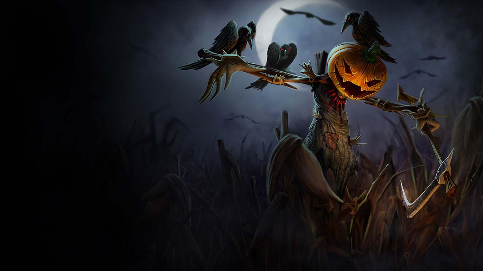 Ảnh nền Halloween cực đẹp