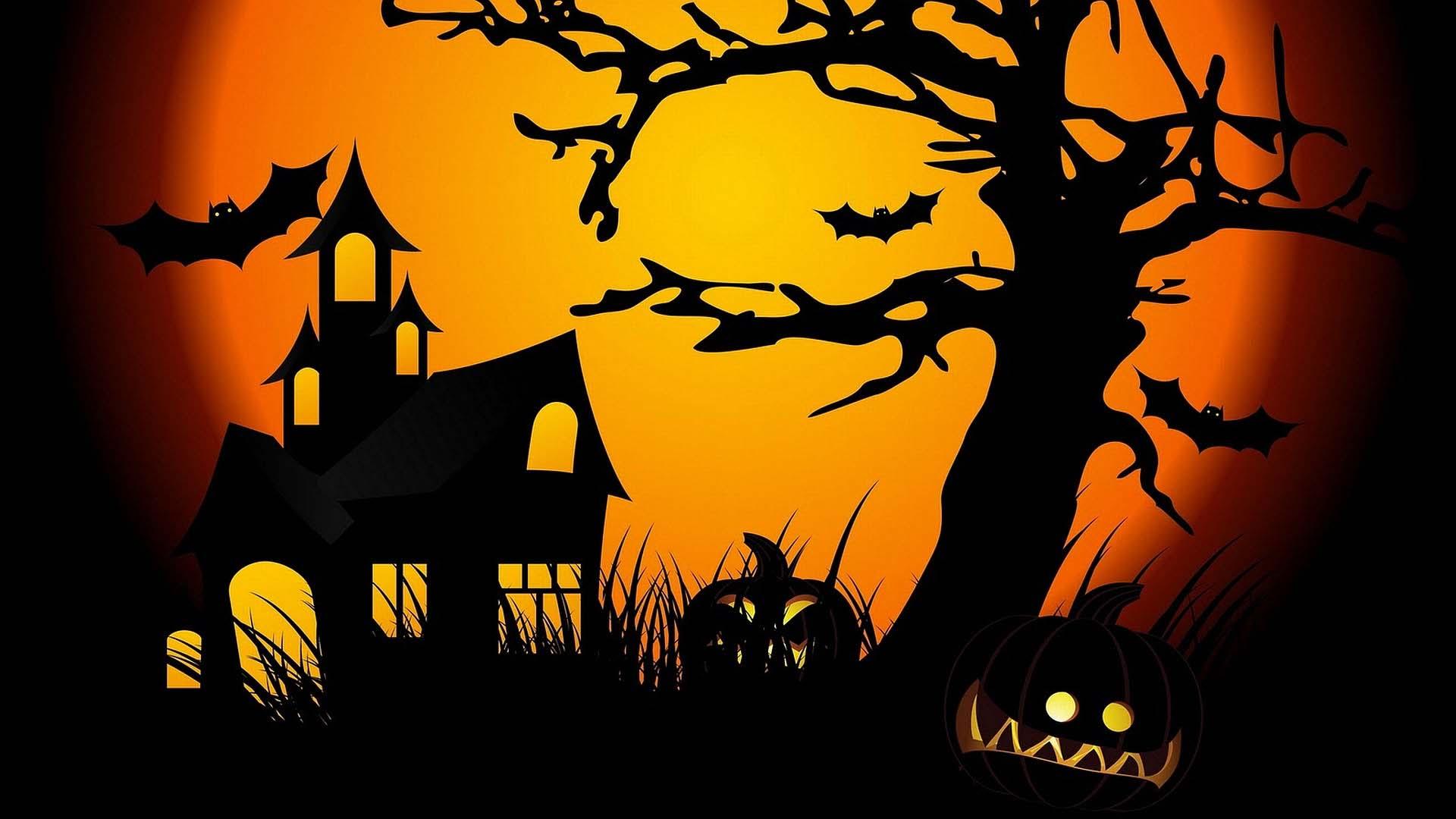 Ảnh nền Halloween
