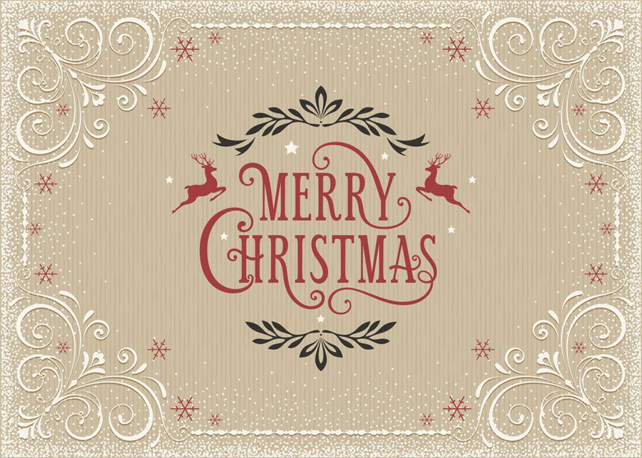 Ảnh thiệp giáng sinh dành tặng bạn