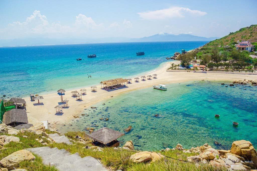 Cảnh biển đẹp Việt Nam