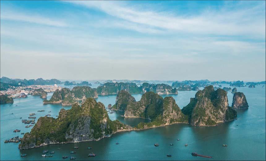 Cảnh đẹp Hạ Long Việt Nam
