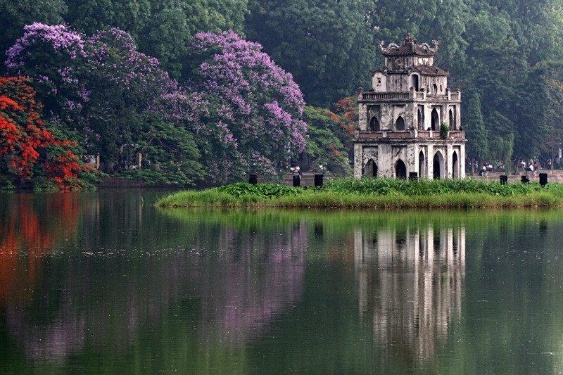 Cảnh đẹp Hà Nội Việt Nam