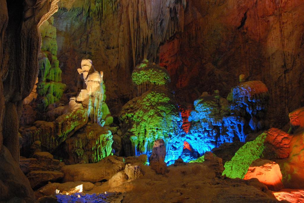 Cảnh đẹp hang động Việt Nam
