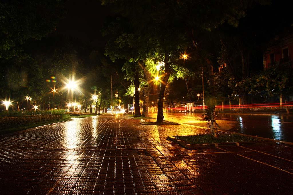 Cảnh đẹp phố đêm Việt Nam