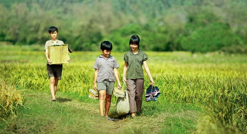 Cảnh đẹp thiên nhiên con người Việt Nam