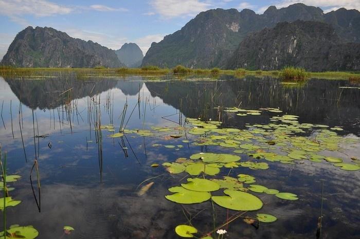 Cảnh đẹp Việt Nam hoang sơ
