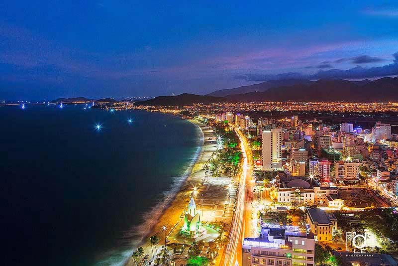 Cảnh đẹp Việt Nam về đêm
